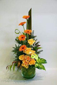 Corporate flowers, corporate flower centerpiece, add pic source on comment and we will update it. can create this beautiful flower look. Altar Flowers, Church Flower Arrangements, Church Flowers, Beautiful Flower Arrangements, Funeral Flowers, Silk Flowers, Beautiful Flowers, Lotus Flowers, Yellow Flowers