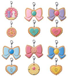 Charm Patisserie - Sailor Moon Cookie Charm