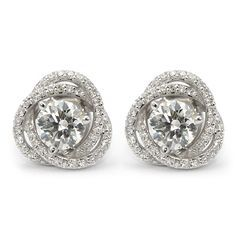 pearl studs. Change a classic again and again. I need these in all different colors!