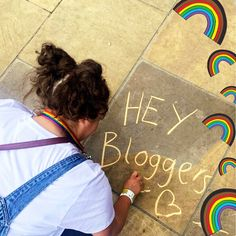 Pride In Hull with Hey Bloggers | Rock on Ruby
