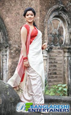 Bangladeshi model and actress Urmila Srabonti Kor