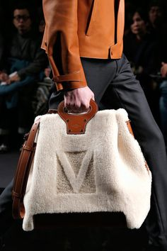 Furry Bag by Louis Vuitton Autumn/Winter 2013.
