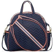 Cinda B Ladies Tennis Tote Bags - Neptune