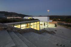 Centro De Artes Nadir Afonso,© Fernando Guerra | FG+SG