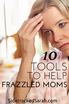 Are you a frazzled m