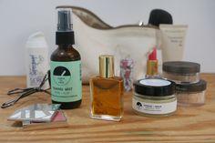 Organic Beauty Travel Essentials