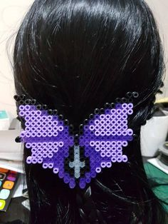 Bat Wings hair clips