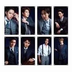 Eunhyuk, Donghae, Kim Heechul, Siwon, Cho Kyuhyun, Korean Actresses, Asian Actors, K Pop, Instyle Magazine