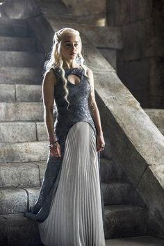 Daenerys (Emilia Clarke) - Juego de Tronos (TV series)