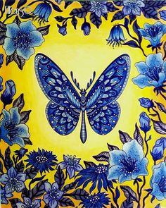 Butterfly in Sommarnatt #butterfly #sommarnatt #hannakarlzonsommarnatt…