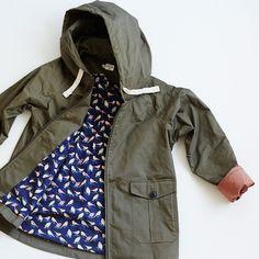 bridgeandburn: The Macleay Jacket - Piranhas Are A Tricky Species
