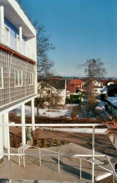 Villa Stenersen, Tue