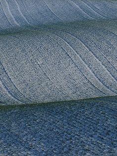 Closeup of wheatfield in november. Trogstad, Norway by Snemann.