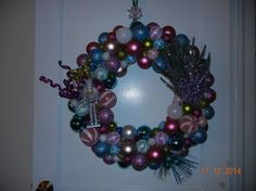 25in wide Shatterproof nutcracker wreath in by ForeverYoursCustom