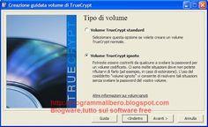 Truecrypt: creare e nascondere virtual Hard Disk | Programmalibero