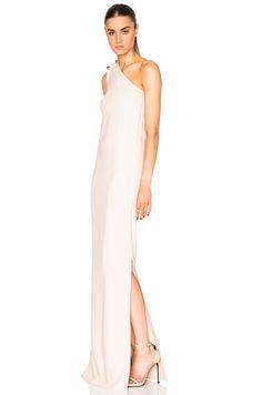 Stella McCartney Chantal Dress in Rose   FWRD