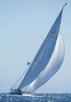 sailingshots: sasipator: http://pinterest.com/ J Class Yacht Astra
