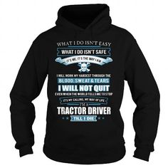 TRACTOR-DRIVER T-Shirts, Hoodies (38.95$ ==►► Shopping Here!)