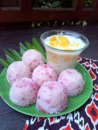 Kue Putu Bihun Sagu Mutiara Sagu Mutiara Resep Makanan Penutup Ide Makanan