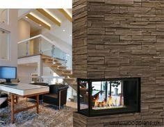 Wooden Fireplaces Plans In 2020 Freestanding Fireplace Outdoor