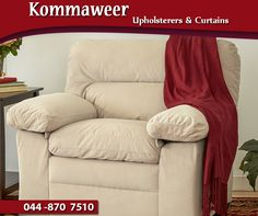TuesdayTip: Instead of spraying a stain blocker on your furniture after upholstery, have fabric treated before putting it on the furniture. This gives you stain resistance and protects exposed wood from stain blocker overspray. #Kommaweer #Upholstery