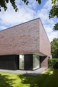 Egide Meertens architect - woning te Lanaken - © foto's Liesbet Goetschalckx