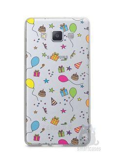 Capa Capinha Samsung A7 2015 Festa