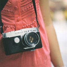 Dress + camera