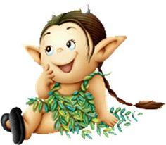 Little Pixie Elf Illustration Mignonne, Cute Illustration, Cute Images, Cute Pictures, Comedia Musical, Kobold, My Beautiful Friend, Cartoon People, Acrylic Painting Techniques