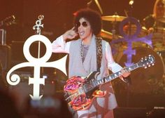 It's all about Prince, no doubt!