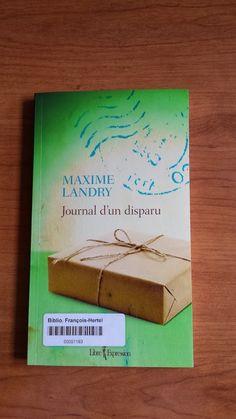 Journal d'un disparu (C848 L262j)