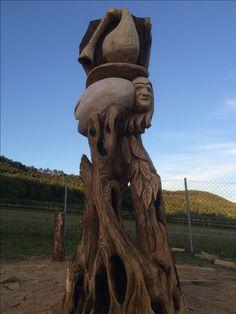 jeroen bosch sculpture germany Garden Sculpture, Lion Sculpture, Brandenburg Gate, Hieronymus Bosch, Germany Europe, North Sea, Woodcarving, 16th Century, Night Life