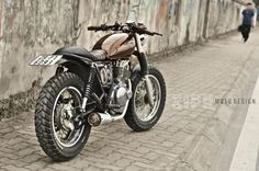 Find out more about a number of my favourite builds - handpicked scrambler builds like this Suzuki Cafe Racer, Suzuki Motorcycle, Cafe Racer Bikes, Cafe Racer Build, Cafe Racers, Vintage Bikes, Vintage Motorcycles, Custom Motorcycles, Custom Bikes