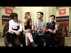 Echosmith sits down with JBL at Warner Bros. Records Summer Sessions 2013