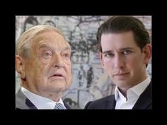 Youngest World Leader Bans George Soros's Foundations From Austria Sebastian Kurz has informed George Soros that his foundation has 28 days to cease and desist operations in Austria or face legal action. George Soros, Caricatures, America Election, Fake News Stories, Cease And Desist, Young Leaders, Truth To Power, Conservative Politics, New Start