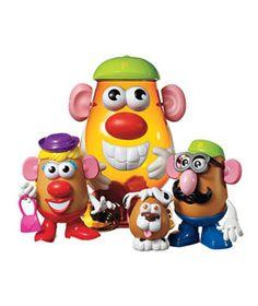 Mr. Potato Head Super Spud Toy