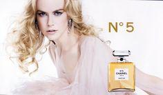 Nicole Kidman, Chanel n° 5