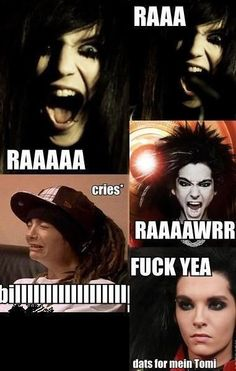 LOL!!! this is to funny!! BVB & Tokio Hotel LOVE!!! <3