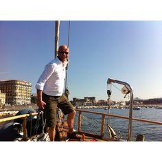 Met de boot naar Capri