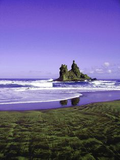 Benijo beach (Tenerife) Photo by Pendientera