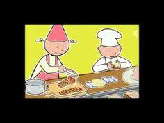 La cuisine est un jeu d 39 enfant dessin anime francais hd for La cuisine est un jeu d enfant
