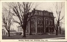 Whitley County Jail Columbia City Indiana