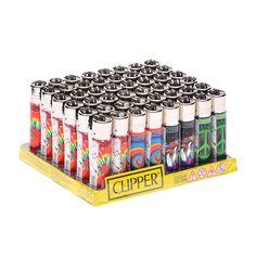 Clipper Lighter Trippy Hippie Edition