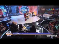 """Locomia en """"Tu cara me suena"""" Argentina 26/10/2014"""