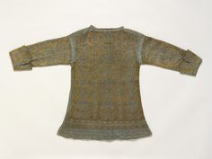 Jacket (image 2) | Italy | 1600-1620 | silk, silver thread | Victoria & Albert Royal Museum | Museum #: 473-1893