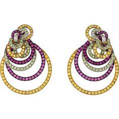 Pre-owned De Grisogono Gypsy Earrings