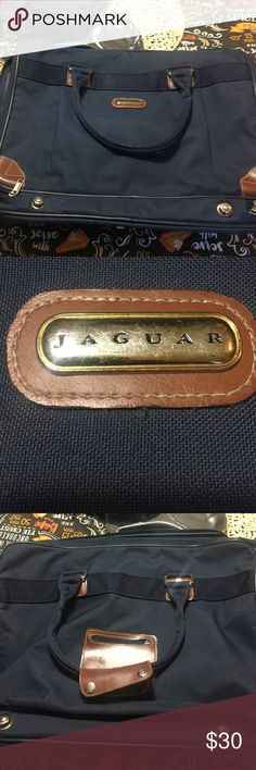 Jaguar. Briefcase Just right for you! I'm open to offers and view my other stuff in my closet too! Bags Briefcases