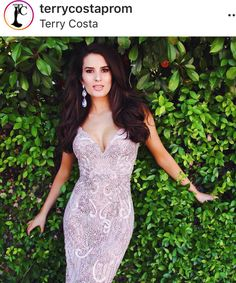 Sherri Hill gowns + Lorren Bell Jewels = a winning combination. Available at Terry Costa. Sherri Hill Gowns, Strapless Dress Formal, Formal Dresses, Hair Ornaments, Costume Jewelry, Costa, Jewels, Costumes, Fashion