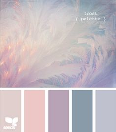 REALLY feeling this color palette.