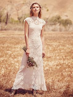 Vestido de Noiva | Free People | Casamenteiras